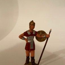 Figuras de Goma y PVC: LEGIONARIO ROMANO ANTIGUO (PECH JECSAN REAMSA OLIVER COMANSI TEIXIDO). Lote 227942820