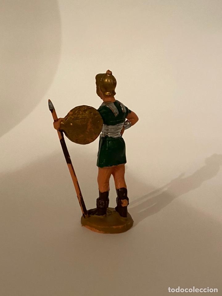 Figuras de Goma y PVC: Legionario Romano antiguo (pech jecsan reamsa oliver comansi teixido) - Foto 2 - 227942870