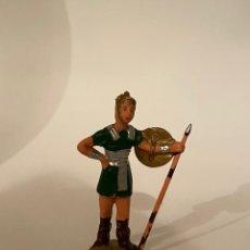 Figuras de Goma y PVC: LEGIONARIO ROMANO ANTIGUO (PECH JECSAN REAMSA OLIVER COMANSI TEIXIDO). Lote 227942870