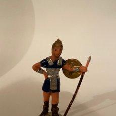 Figuras de Goma y PVC: LEGIONARIO ROMANO ANTIGUO (PECH JECSAN REAMSA OLIVER COMANSI TEIXIDO). Lote 227942930