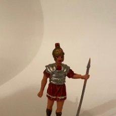Figuras de Goma y PVC: LEGIONARIO ROMANO ANTIGUO (PECH JECSAN REAMSA OLIVER COMANSI TEIXIDO). Lote 227943115