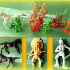 Figuras de Goma y PVC: FIGURAS Y SOLDADITOS DE 6 CTMS - 12939. Lote 227948201