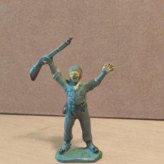 Figuras de Goma y PVC: JECSAN. MARINE AMERICANO. SERIE PEQUEÑA. 40MM.. Lote 227965505