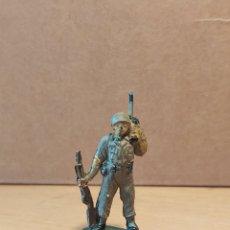 Figuras de Goma y PVC: JECSAN. MARINE AMERICANO. SERIE PEQUEÑA. 40MM.. Lote 227965755