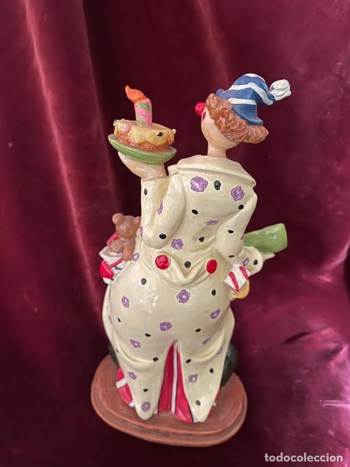 Figuras de Goma y PVC: Figura de payaso - Foto 3 - 228013300
