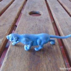 Figuras de Goma y PVC: FIGURA DE LA COLECCIÓN DE ANIMALES SALVAJES DE PERSAN PANTERA AZUL. Lote 228089370
