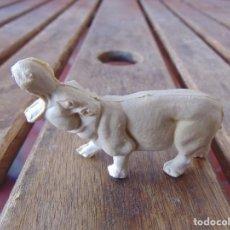 Figuras de Goma y PVC: FIGURA DE LA COLECCIÓN DE ANIMALES SALVAJES DE PERSAN HIPOPOTAMO. Lote 228089410