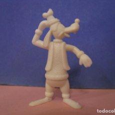 Figuras de Goma y PVC: FIGURA DUNKIN DISNEY. GOOFY. BLANCA.. Lote 228197392