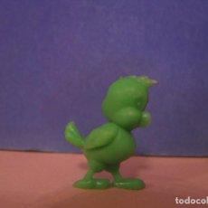 Figuras de Goma y PVC: FIGURA DUNKIN WARNER. QUIQUE EL GAVILAN. VERDE.. Lote 228197855