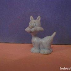 Figuras de Goma y PVC: FIGURA DUNKIN WARNER. EL GATO SILVESTRE HIJO. CELESTE.. Lote 228198130