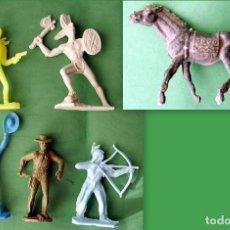 Figuras de Goma y PVC: FIGURAS Y SOLDADITOS DE MAS DE 6 CTMS - 12952. Lote 228239485