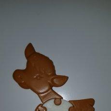 Figuras Kinder: FIGURA KINDER FERRERO ANTIGUA PUZZLE 3D PUZLE VACA GRANJA MUÑECO COLECCIÓN PREMIUM SORPRESA. Lote 228364155