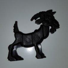 Figuras Kinder: FIGURA KINDER FERRERO ANTIGUA PUZZLE 3D PUZLE CABRA ANIMAL MUÑECO COLECCIÓN PREMIUM SORPRESA HUEVO. Lote 228364595