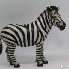 Figuras de Goma y PVC: ANIMALES SALVAJES SCHLEICH 14148 CEBRA. Lote 228454775