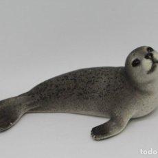 Figuras de Goma y PVC: ANIMALES SALVAJES SCHLEICH 14702 FOCA. Lote 228455440