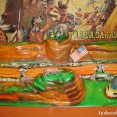 Figuras de Goma y PVC: EL GRAN CAÑON DEL COLORADO COMANSI. Lote 228478322