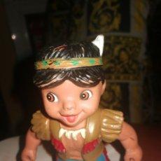 Figuras de Goma y PVC: FIGURA PVC 10 CM JACKIE Y NUCA. Lote 228502975