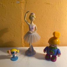 Figuras de Goma y PVC: FIGURAS PVC. Lote 228529490