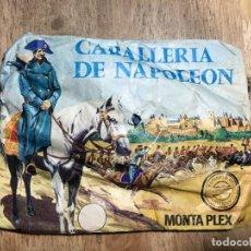 Figuras de Goma y PVC: MONTAPLEX CABALLERIA DE NAPOLEON SOBRE CERRADO. Lote 229097380