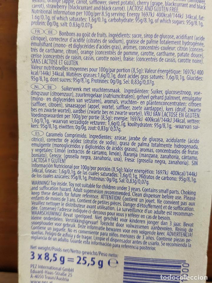 Dispensador Pez: DISPENSADOR PEZ DARTH VADER - Foto 2 - 229099291