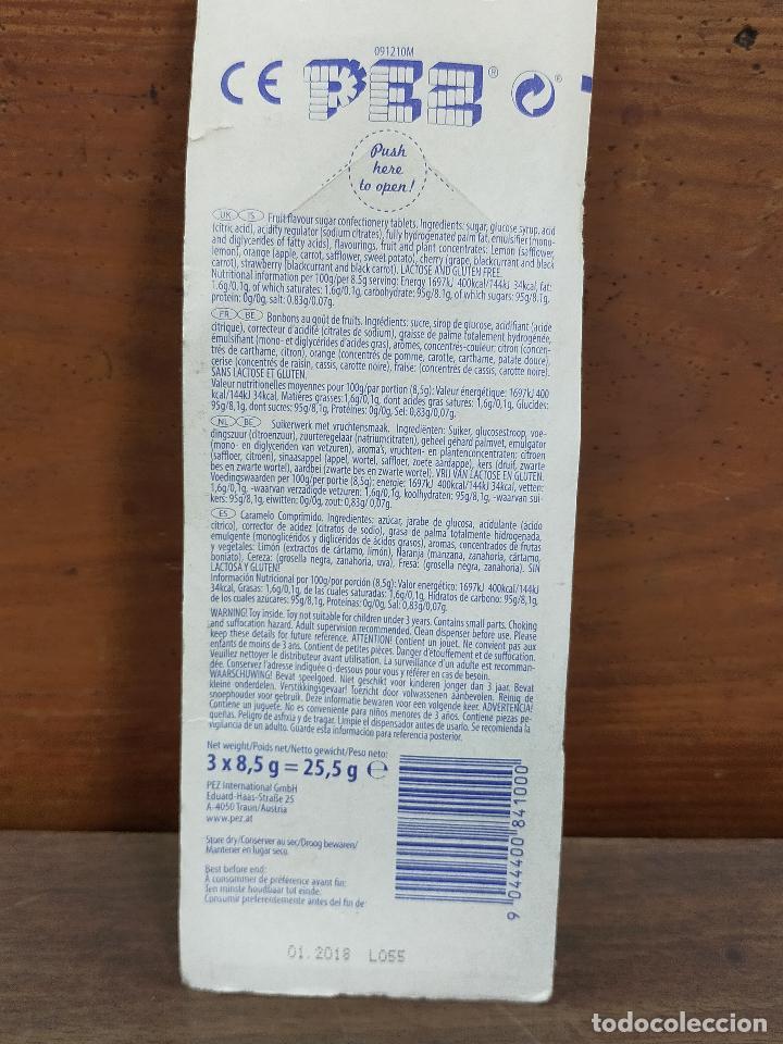 Dispensador Pez: DISPENSADOR PEZ DARTH VADER - Foto 3 - 229099291
