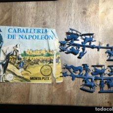 Figuras de Goma y PVC: MONTAPLEX CABELLERIA DE NAPOLEON 141. Lote 229108240