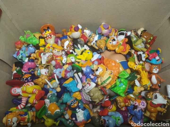 Figuras Kinder: Lote de kinder Ferrero y varios - Foto 3 - 229110545