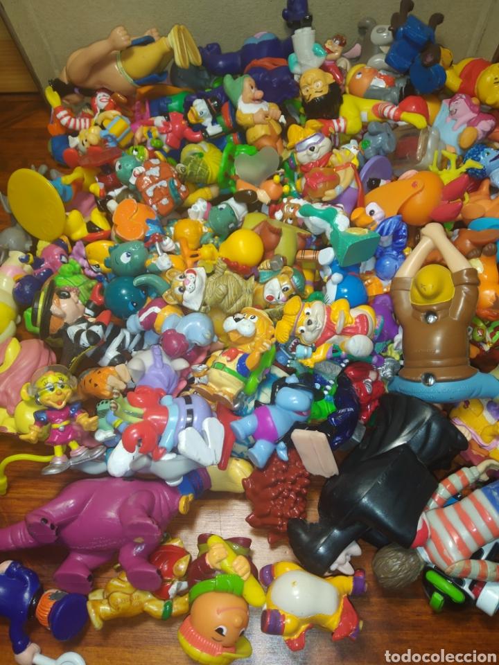 Figuras Kinder: Lote de kinder Ferrero y varios - Foto 4 - 229110545