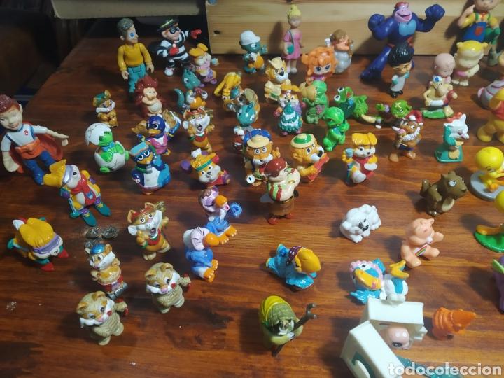 Figuras Kinder: Lote de kinder Ferrero y varios - Foto 5 - 229110545