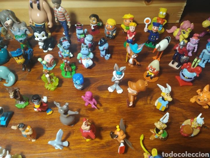 Figuras Kinder: Lote de kinder Ferrero y varios - Foto 7 - 229110545