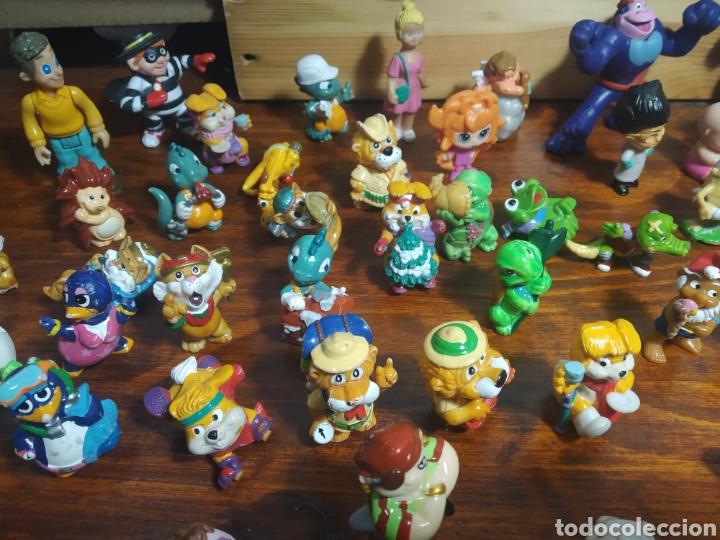 Figuras Kinder: Lote de kinder Ferrero y varios - Foto 8 - 229110545