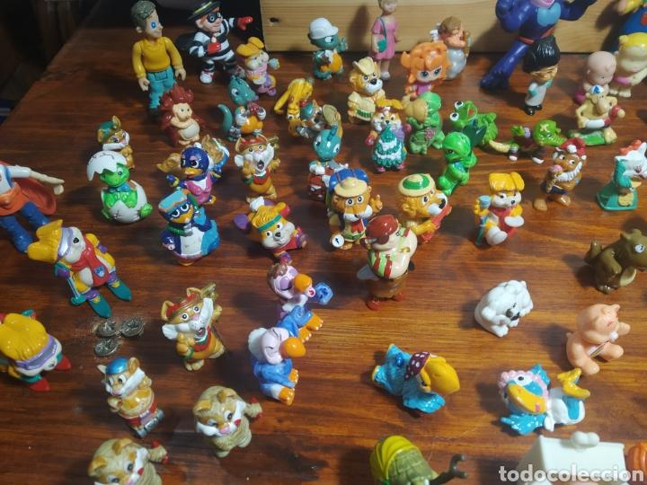 Figuras Kinder: Lote de kinder Ferrero y varios - Foto 10 - 229110545