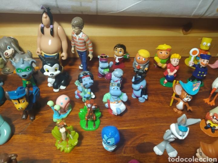 Figuras Kinder: Lote de kinder Ferrero y varios - Foto 11 - 229110545