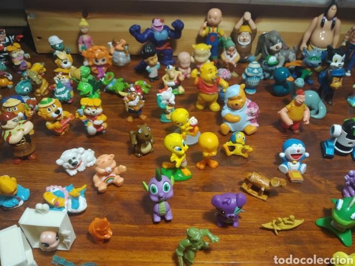 Figuras Kinder: Lote de kinder Ferrero y varios - Foto 12 - 229110545