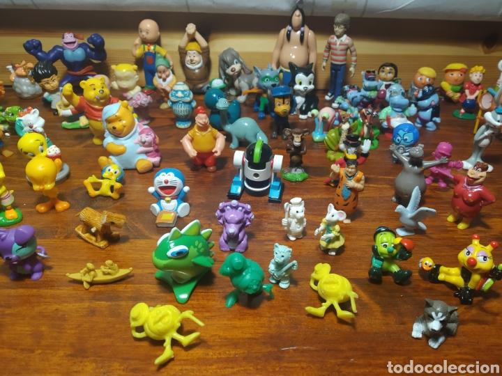 Figuras Kinder: Lote de kinder Ferrero y varios - Foto 16 - 229110545