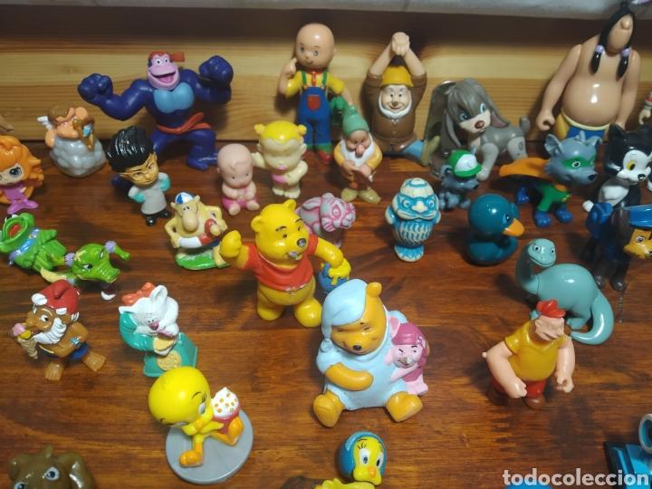 Figuras Kinder: Lote de kinder Ferrero y varios - Foto 18 - 229110545
