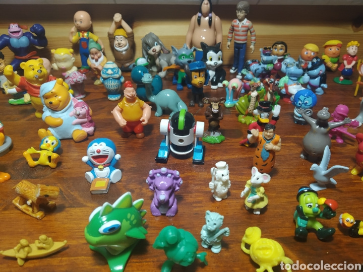 Figuras Kinder: Lote de kinder Ferrero y varios - Foto 20 - 229110545