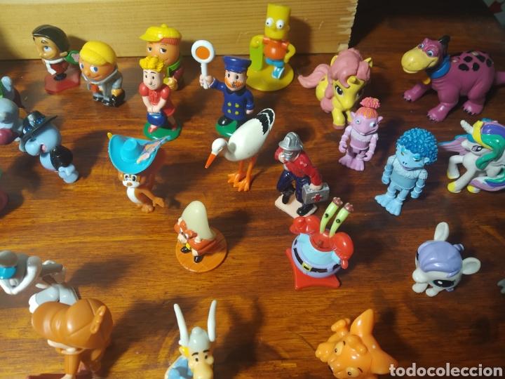 Figuras Kinder: Lote de kinder Ferrero y varios - Foto 21 - 229110545