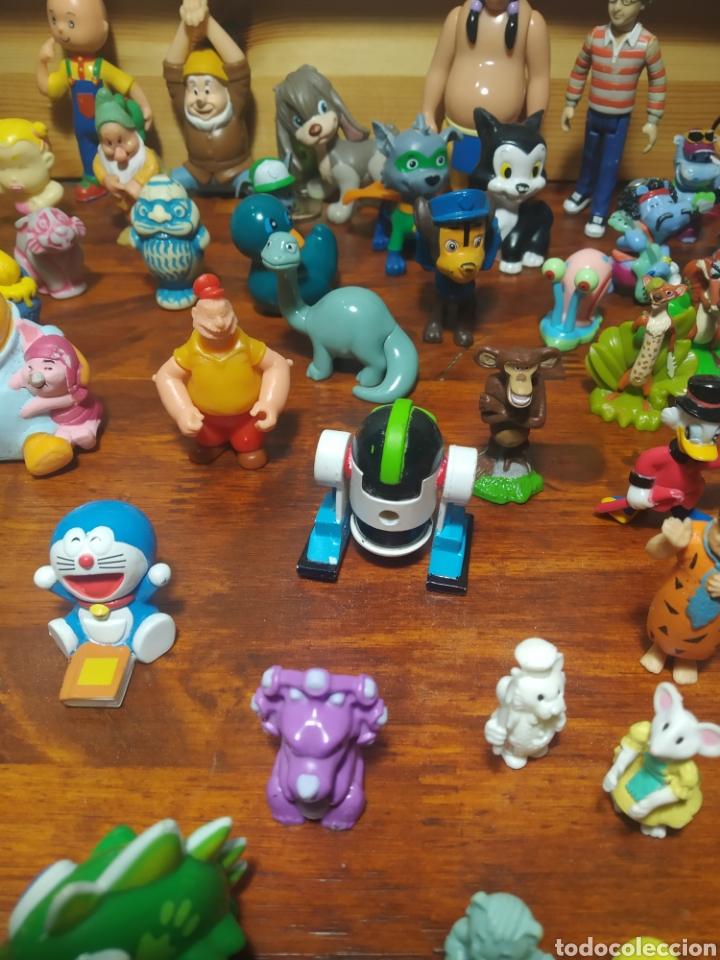 Figuras Kinder: Lote de kinder Ferrero y varios - Foto 25 - 229110545