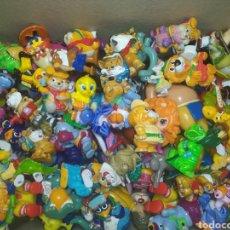 Figuras Kinder: LOTE DE KINDER FERRERO Y VARIOS. Lote 229110545