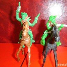 Figurines en Caoutchouc et PVC: INDIOS LAFREDO. Lote 229311015