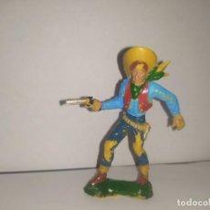 Figuras de Goma y PVC: LAFREDO VAQUERO TAMAÑO GRANDE. Lote 229375890