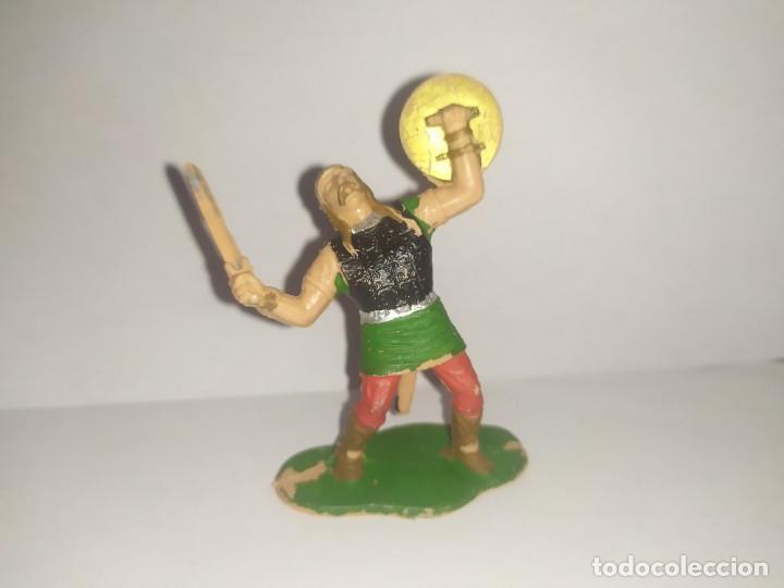 REAMSA SERIE CONQUISTADORES (Juguetes - Figuras de Goma y Pvc - Reamsa y Gomarsa)