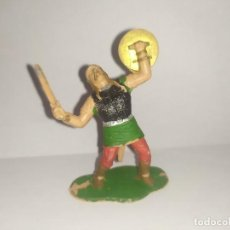 Figuras de Goma y PVC: REAMSA SERIE CONQUISTADORES. Lote 229379800