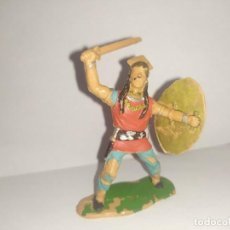 Figuras de Goma y PVC: REAMSA SERIE CONQUISTADORES. Lote 229380130
