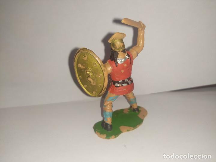 Figuras de Goma y PVC: Reamsa serie conquistadores - Foto 2 - 229380130