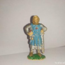 Figuras de Goma y PVC: .FIGURA REAMSA MEDIEVAL. Lote 229380395