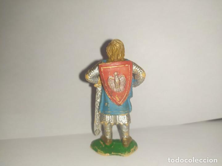 Figuras de Goma y PVC: .figura reamsa medieval - Foto 2 - 229380395