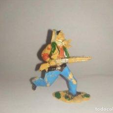 Figurines en Caoutchouc et PVC: FIGURA VAQUERO REAMSA. Lote 229385490