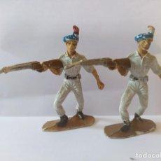 Figuras de Borracha e PVC: FIGURAS COMANSI SOLDADOS DEL MUNDO INDU INDIA GUERRA MUNDIAL. Lote 229478580